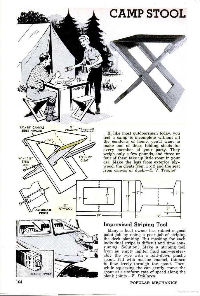 Popular Mechanics Woodworking Projects