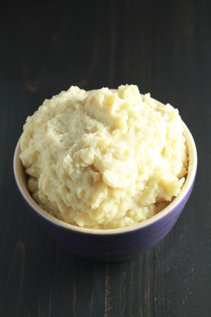 Protein-Packed-Vegan-Mashed-Potatoes-and-Gravy | http://eatwithinyourmeans.com