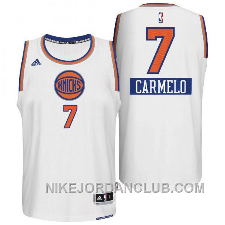 http://www.nikejordanclub.com/carmelo-anthony-new-york-knicks-7-2014-christmas-day-swingman-white-jersey-authentic.html CARMELO ANTHONY NEW YORK KNICKS #7 2014 CHRISTMAS DAY SWINGMAN WHITE JERSEY AUTHENTIC Only $89.00 , Free Shipping!