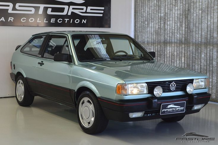 VW Gol GTS 1991 . Pastore Car Collection
