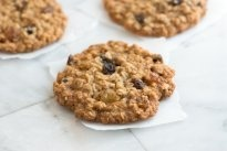 Soft and Chewy Oatmeal Raisin Cookie Recipe with Video