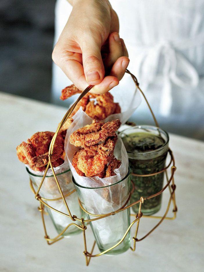 食欲をそそるスパイスたっぷりソースと共に|『ELLE a table』はおしゃれで簡単なレシピが満載!