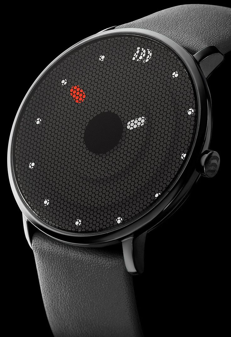 Danish Design Note: The Watch Is Ugly, But The Idea To Print On The