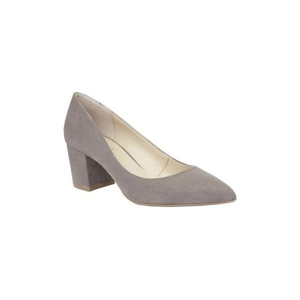 Lotus Briars Womens Dress Courts Shoes Court Shoes (1.203.095 IDR) ❤ liked on Polyvore featuring shoes, pumps, court shoes, grey, women, grey shoes, synthetic shoes, grey pumps, gray shoes and gray pumps