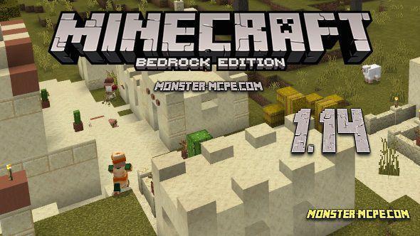 Download Minecraft 1 14 0 For Android Minecraft 1 Minecraft Popular Computer Games