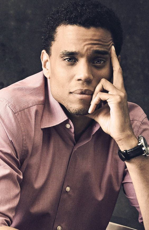 This Man. Has The Most Beautiful Eyes. Ever. ❤❤❤ ~Michael Ealy
