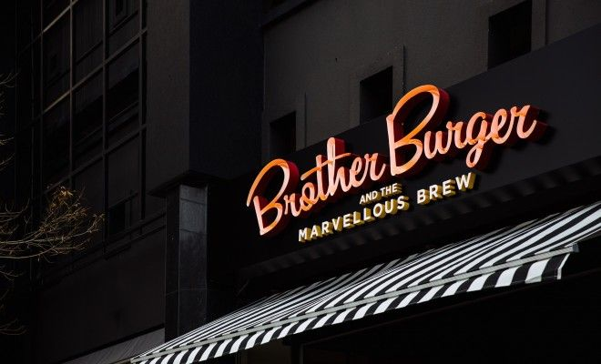 New in Melbourne Brother Burger Opens in South Yarra GRAM Magazine Craft Beer | Gram Magazine