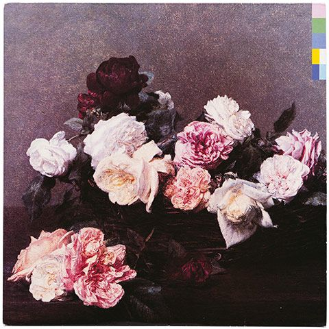New Order - Power, Corruption, & Lies album cover.  Design by Peter Saville