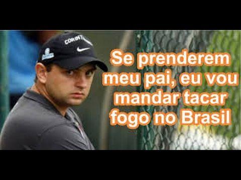 Filho De Lula ( Luiz Claudio ) Diz Que vai Tocar Fogo No Brasil Seu Pai ...