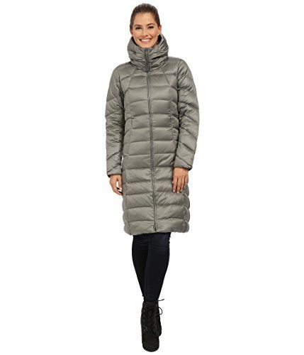 Patagonia womens Downtown Parka 28468FEA_L  Feather Grey ** Learn more by visiting the image link.(This is an Amazon affiliate link and I receive a commission for the sales)