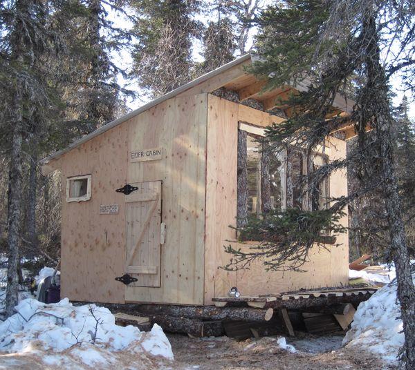 2 br lake cabin plans joy studio design gallery best for Alaska log home plans