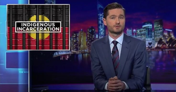 Charlie Pickering breaks down Indigenous Incarceration rates.