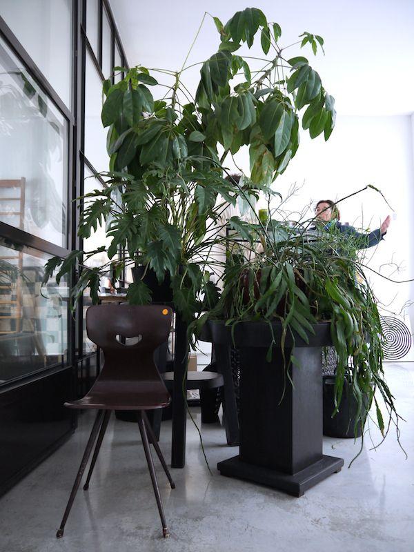 Industrial X Design | A dream home in a former Milk factory #urbanjunglebloggers