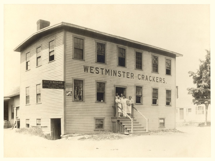 Our Westminster client's bakery....before the redesign (long before)