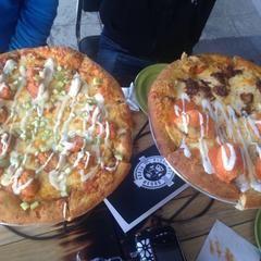 Pizzas Perro negro.. YUM!