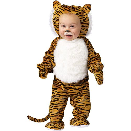 cuddly tiger infant halloween costume at walmart available in store - Walmart Halloween Costumes For Baby