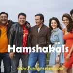 Saif Ali Khan and Ritesh deshmukh's comedy film 'Humshakals' released on 20 June 2014 and its second day collection was good at domestic box office. The film is starringSaif Ali Khan and Ritesh deshmukh, Ram Kapoor, Bipasha Basu and Tamannaah Bhatia and...