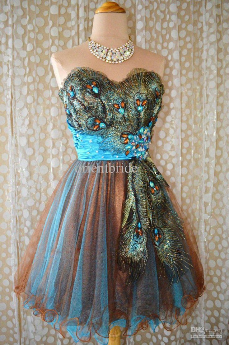 Peacock Quencenera Dress Google Search Dresses