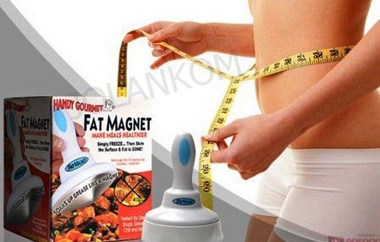 Robot Fat Magnet do usuwania nadmiaru tłuszczu z potraw