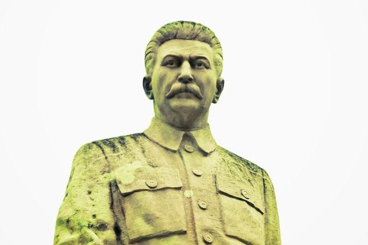 Ale Piękny Świat: Rosja, Gruzja, Osetia – Święty Stalin