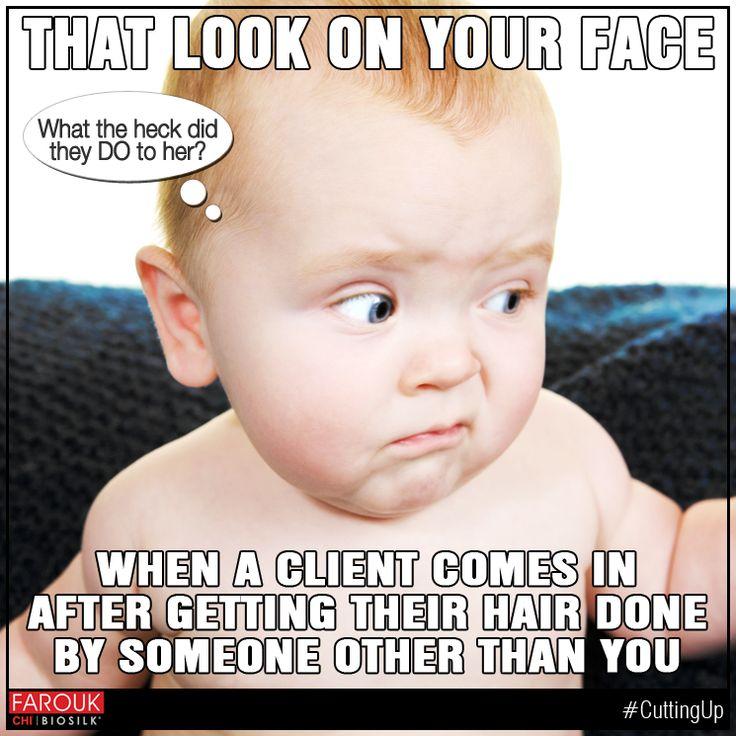 Funny Memes For Hairstylists : Best salon slogans images on pinterest hairdresser