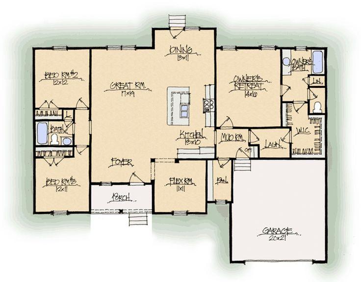 Schumacher Homes House Plans Ranches Schumacher Free