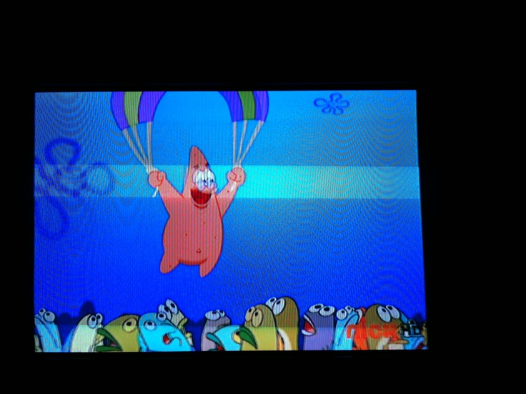 Oh Patric star