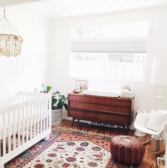 Global nursery decor