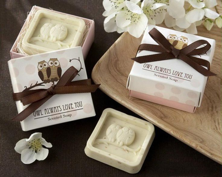 Handmade Owl Desain Mandi Sabun Pesta Pernikahan Valentine Hadiah Cinta Owl Sabun Levert 3MAR24 Dropship