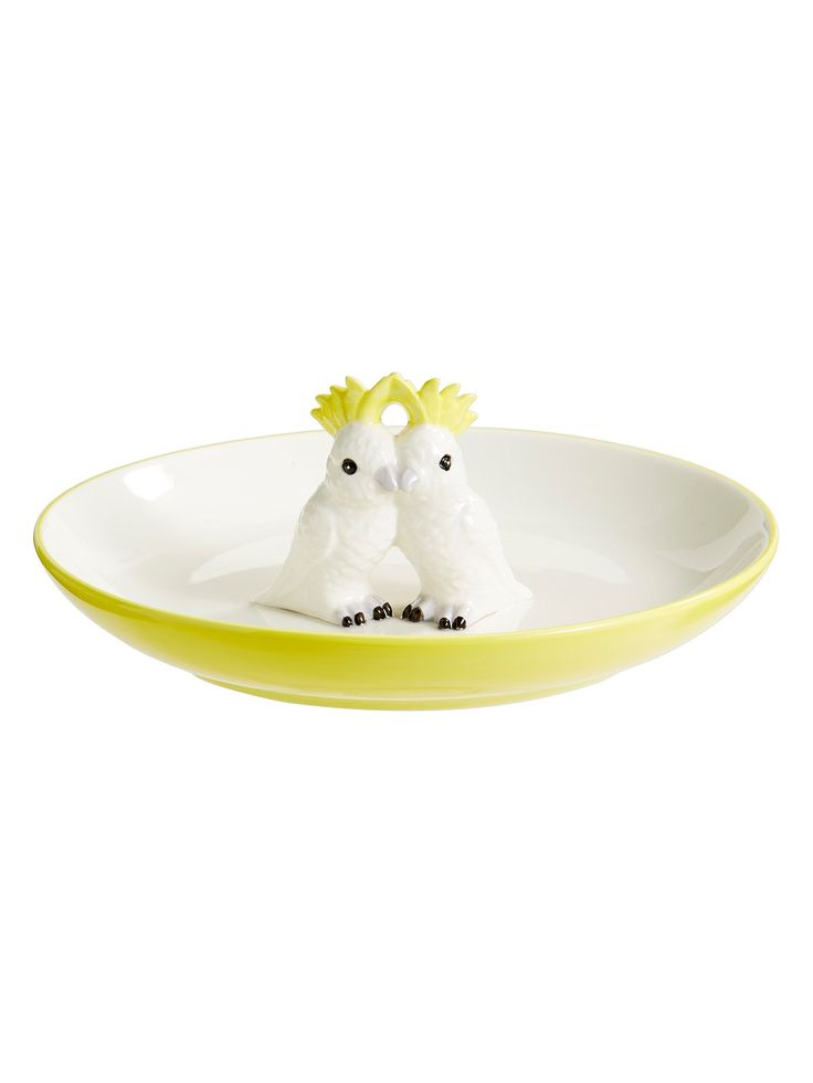 MOZI's ceramics combine high quality with our signature style. These feathered friends are sure to attract a