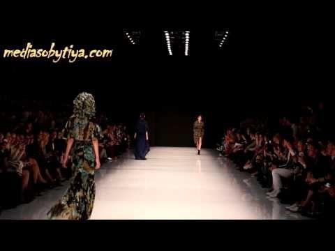 VIVA VOX  на Mercedes Benz Fashion Week Russia осень   зима  2016   2017