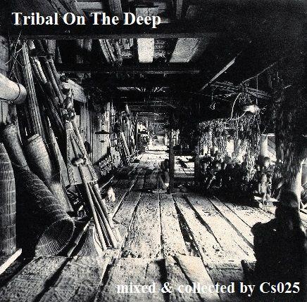 Tribal On The Deep http://www.mixcloud.com/cs025/tribal-on-the-deep/