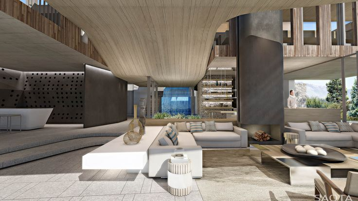 CH COCOON - SAOTA Architecture and Design