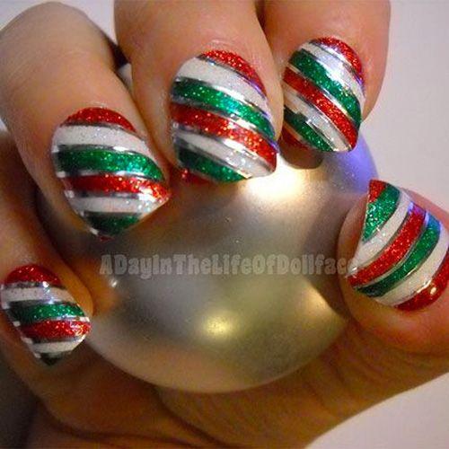 Best 25+ Christmas nail polish ideas on Pinterest | Xmas ...