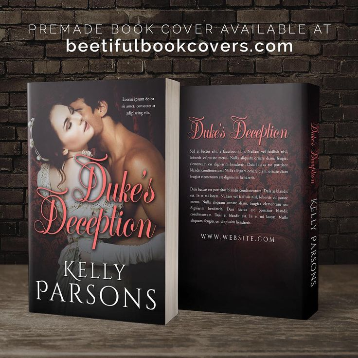 Duke's Deception - Historical Romance Premade Book Cover For Sale @ Beetiful Book Covers #bookcover #premade #premadebookcover #historicalromance #design #beetiful #regency