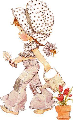 Sara Kay a mettre sous cadre j'adore ça me rappelle mon enfance! Pour ma princesse