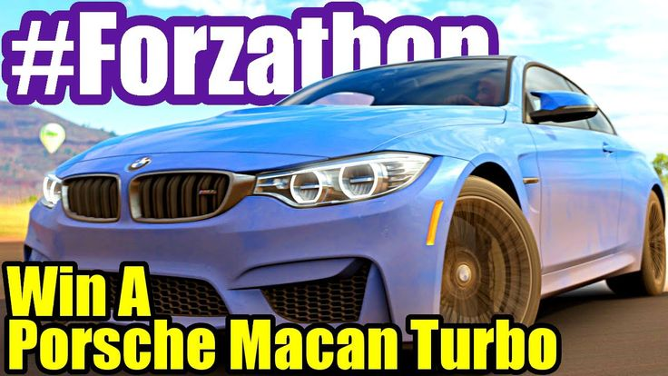 Relaxing Weekend #FORZATHON GUIDE - Win a Porsche Macan Turbo - Forza Ho...
