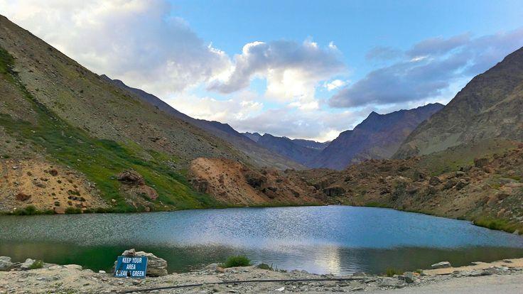 Paitso Lake