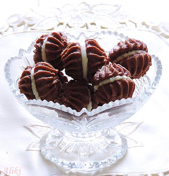 Mamina jela: Čokoladni keksići sa mascarpone kremom