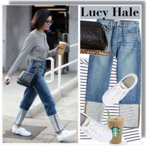 Lucy Hale - Celebrity Style