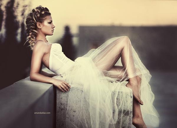 Fashion Photography by Canadian photographer Amanda Diaz.