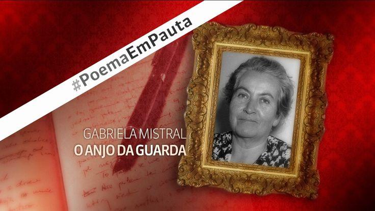 """Jorge Pontual faz uma homenagem ao netinho Nicolas e traduz o poema """"O anjo da guarda"""", da chilena Gabriela Mistral."""