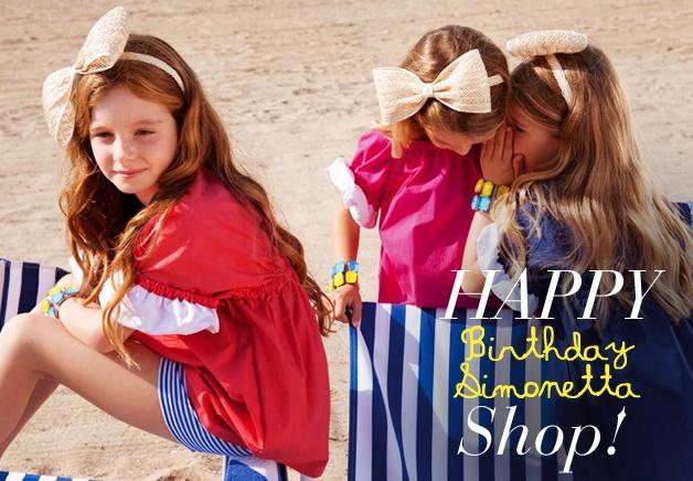 La boutique online Simonetta, ideata e realizzata dall'agenzia Map Communication, compie un anno!  bit.ly/MxfZxf