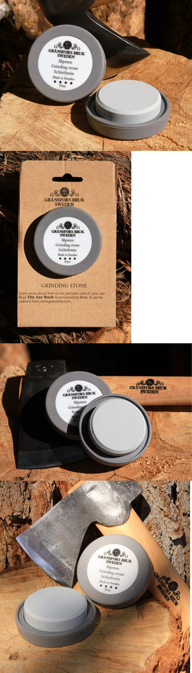 Camping Hatchets and Axes 75234: Gransfors Bruk Grinding Sharpening Stone #4034 - Ceramic - New In Stock -> BUY IT NOW ONLY: $56.5 on eBay!