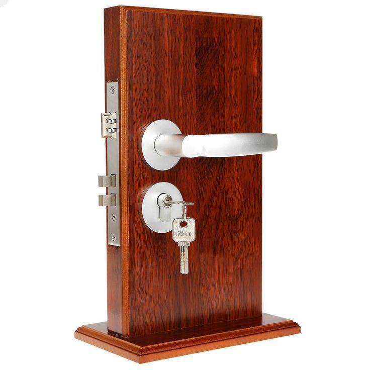 best 25 door lock types ideas on pinterest screen door. Black Bedroom Furniture Sets. Home Design Ideas