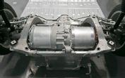 2013 Tesla Model S Motor In Subframe