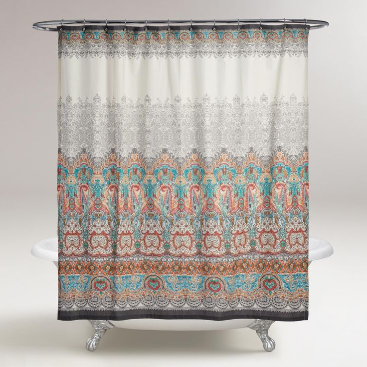 1000 Ideas About Gray Shower Curtains On Pinterest Shower Curtains Yellow Shower Curtains