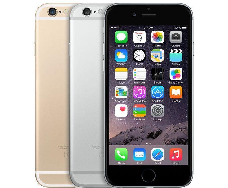 Apple Iphone 6 Plus LTE Unlocked AT&T TMobile Sprint 16/64/128GB Man Refurbished - 30 Day Guarantee- USA Seller- Free Shipping  #sprint #refurbished #tmobile #unlocked #iphone #plus #apple