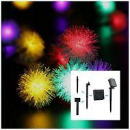 Super New Colors Solar LED String Lights Xmas Garden Party Outdoor Tree Decor