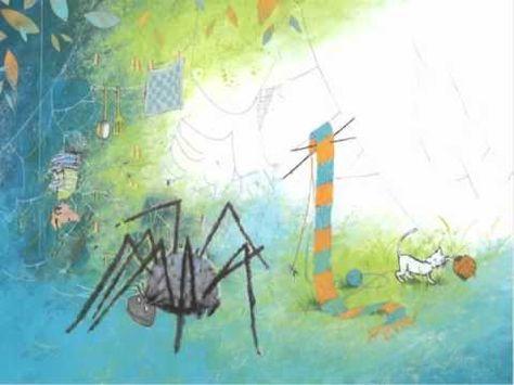 Digitaal prentenboek Bang mannetje - herfst